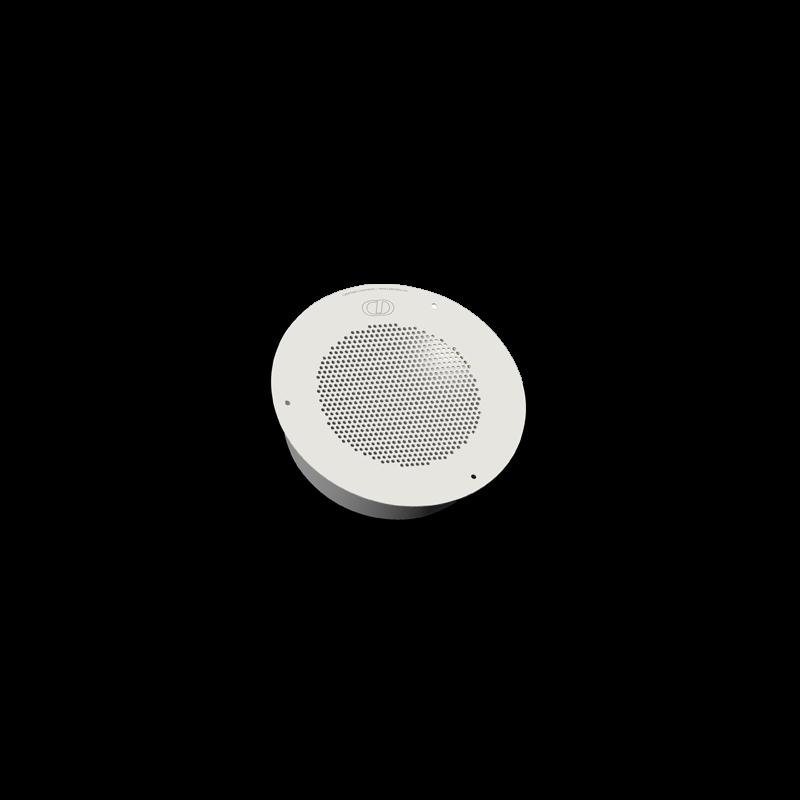 Auxiliary Analog Speaker - Gray White