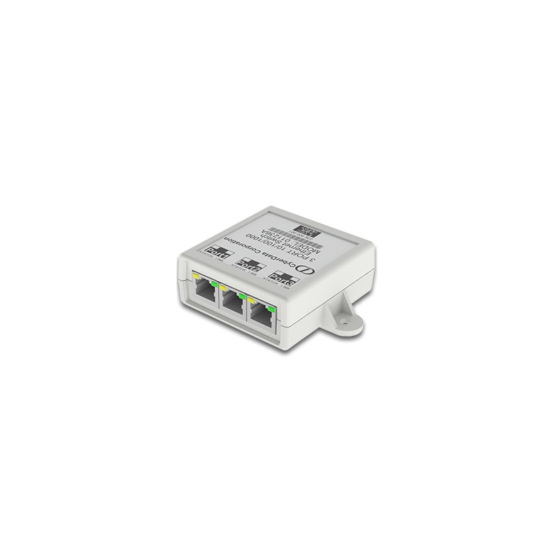 3 Port Gigabit Ethernet Switch