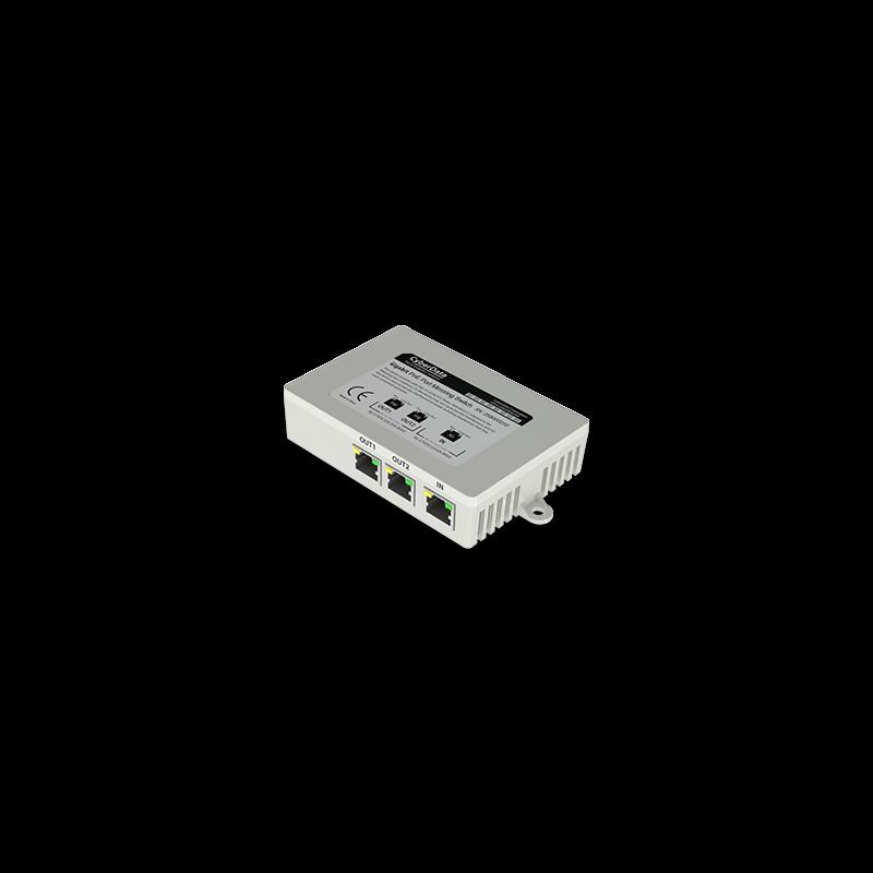 2 Port PoE Gigabit Port Mirroring Switch