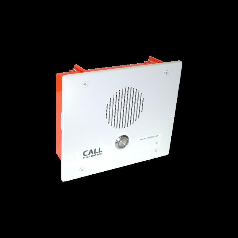 Singlewire InformaCast Indoor Intercom - Flush Mount