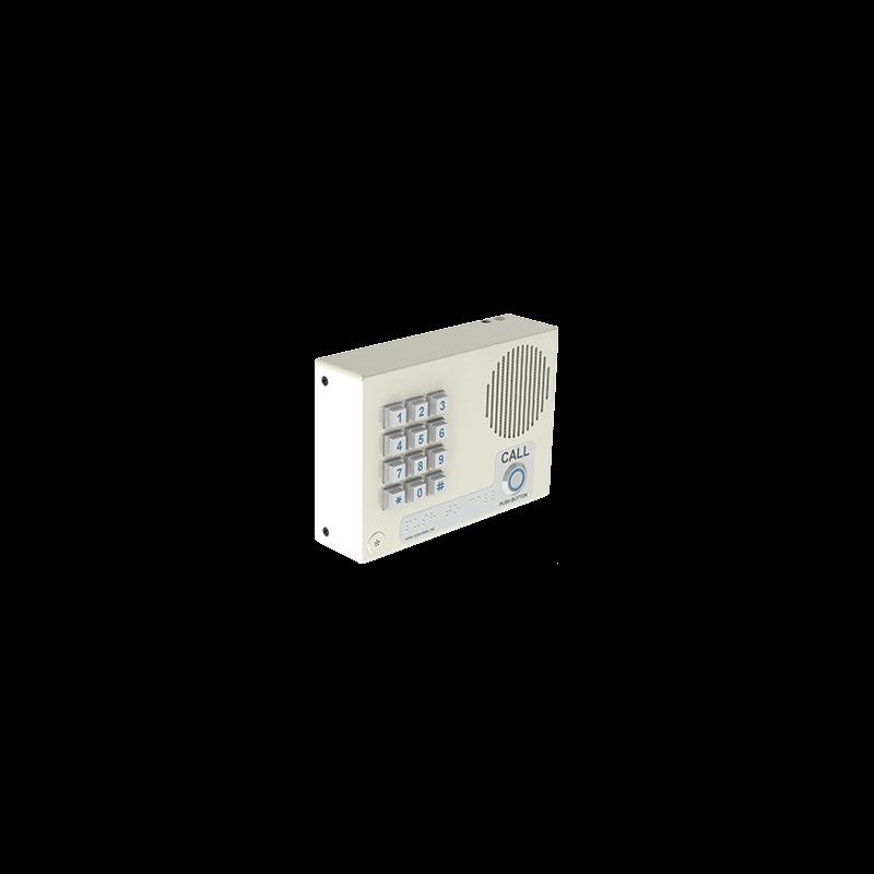 Singlewire InformaCast Indoor Intercom w/Keypad - Wall Mount
