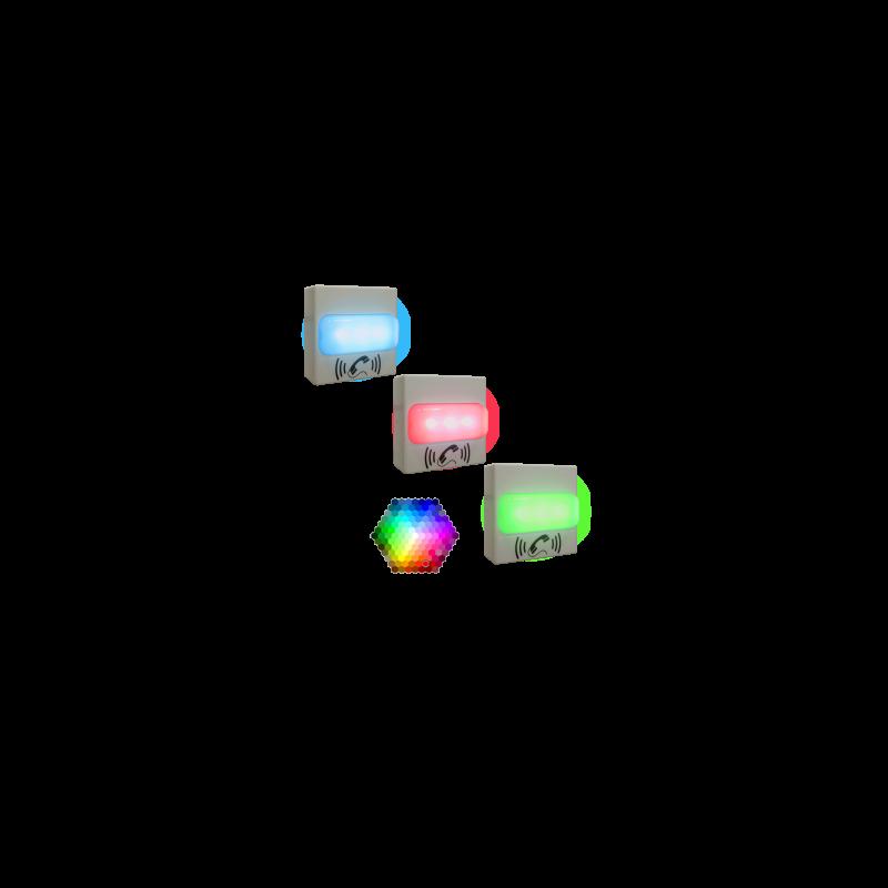 Singlewire RGB Strobe