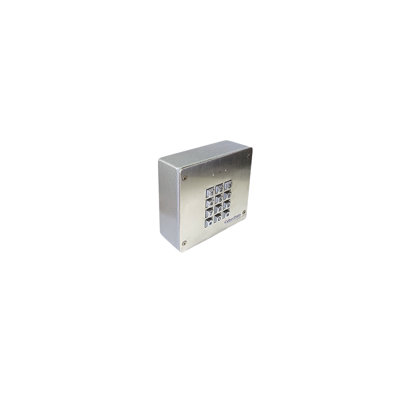 Secure Access Control Keypad