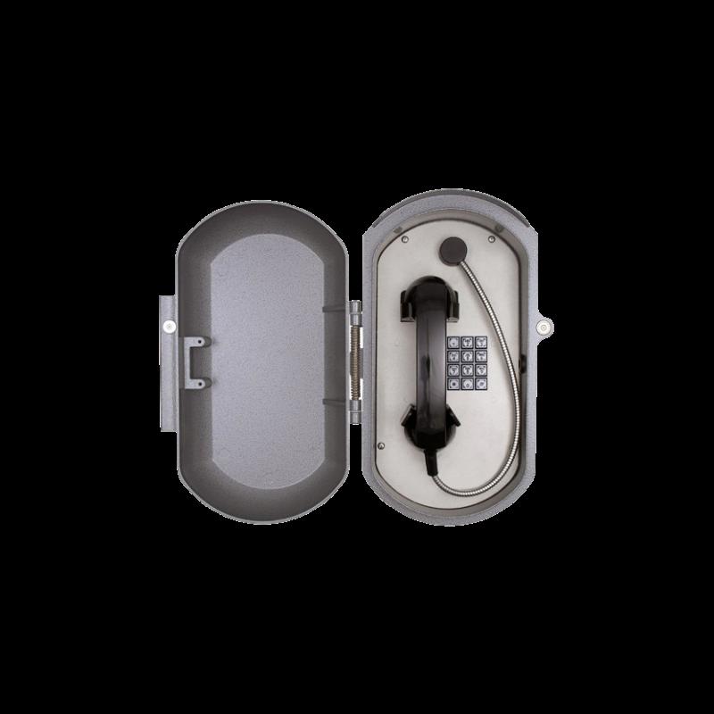 SIP Vandal Resistant Keypad Phone